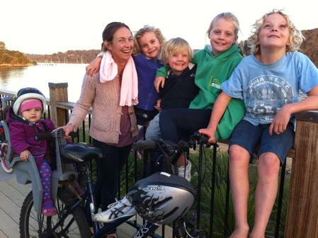 Familybike ride